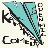 Kamikaze Comedy Logo