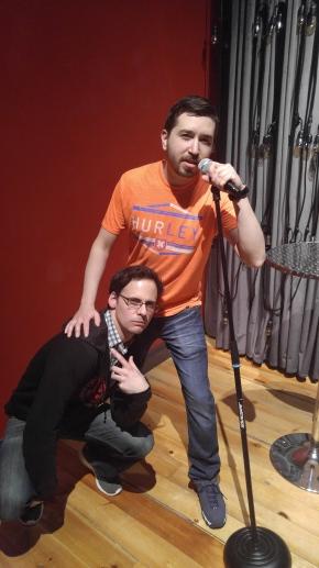 Scotty and Josh Winners