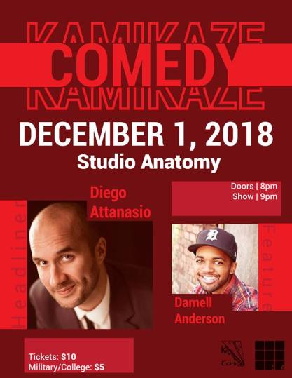 Diego Attanasio Comedy